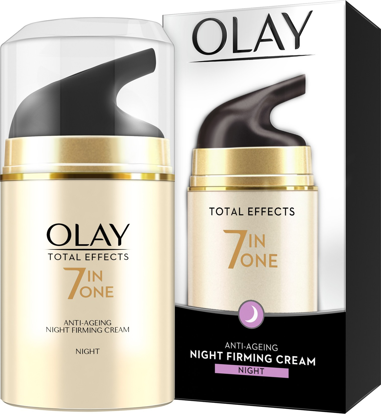 Olay Total Effects 7 In One Anti Ageing Night Firming Cream Price Ponds Age Miracle Day Jar 50 G On Offer
