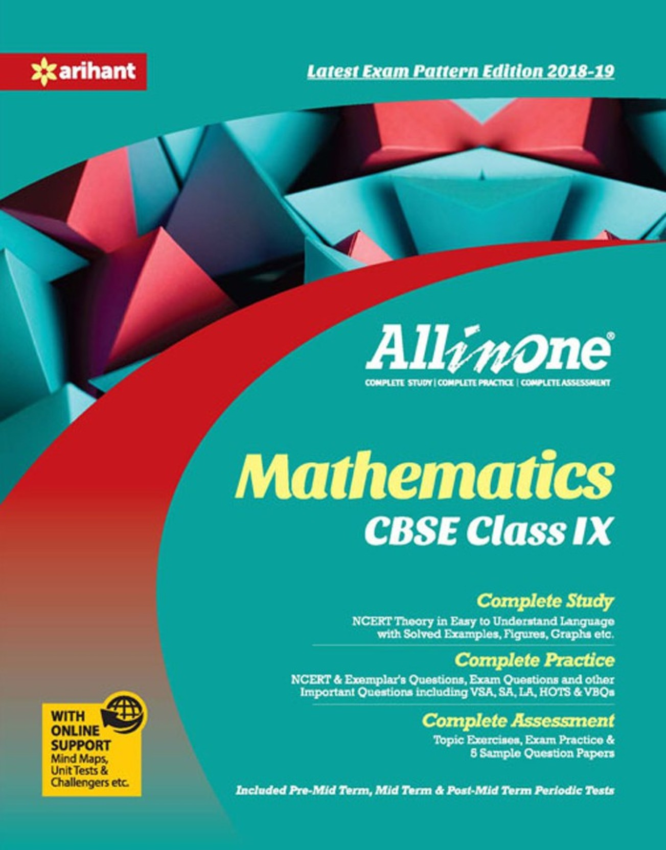 CBSE All In One Mathematics Class 9 for 2018 - 19 - Buy CBSE All In ...