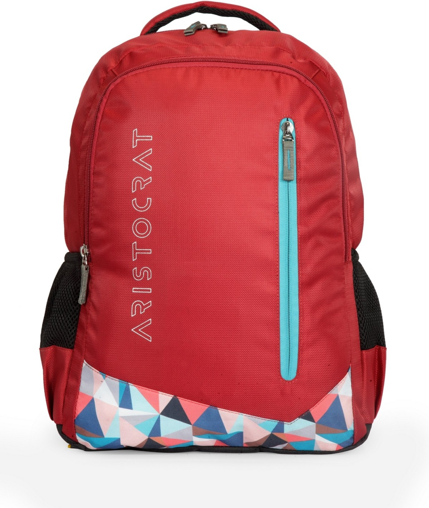 9309a89a5314 Aristocrat Wego 1 School Bag 34 L Backpack Red - Price in India ...