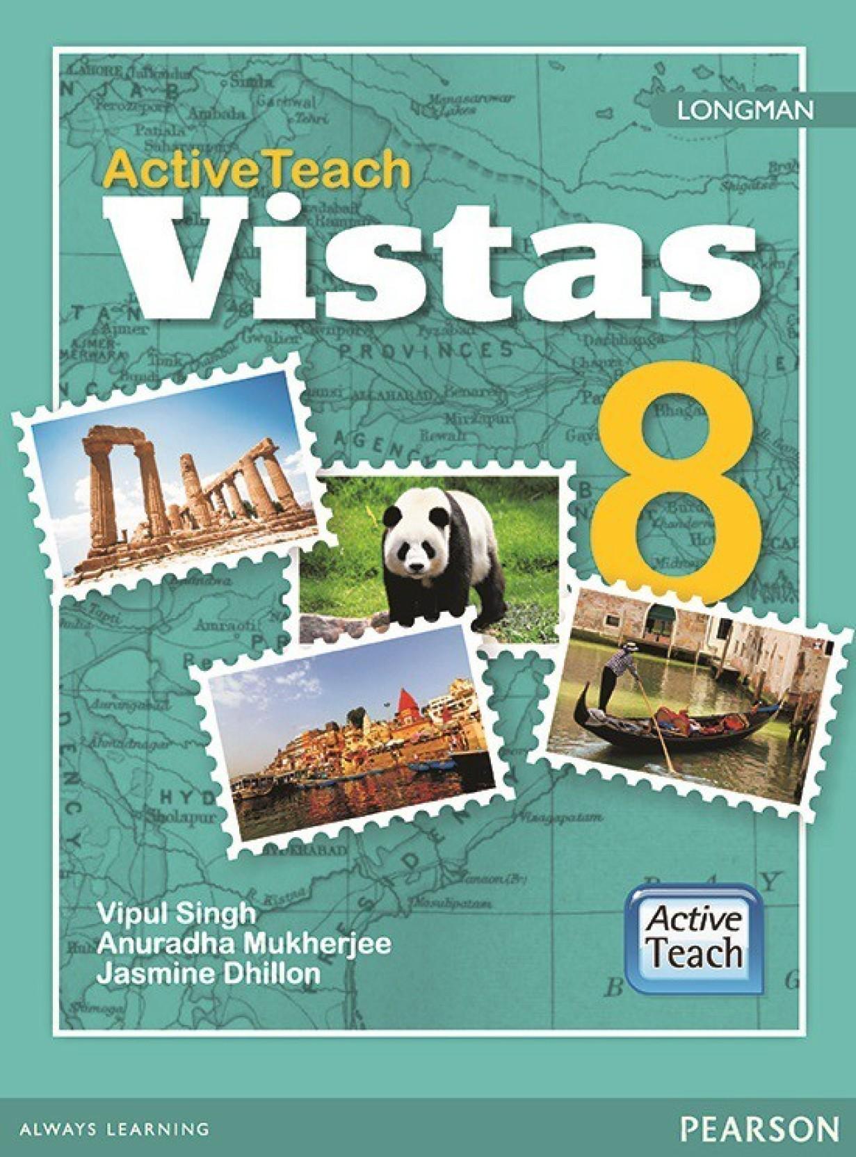 ... Longman Vistas - Social Studies for CBSE class 8 by Pearson. ADD TO CART