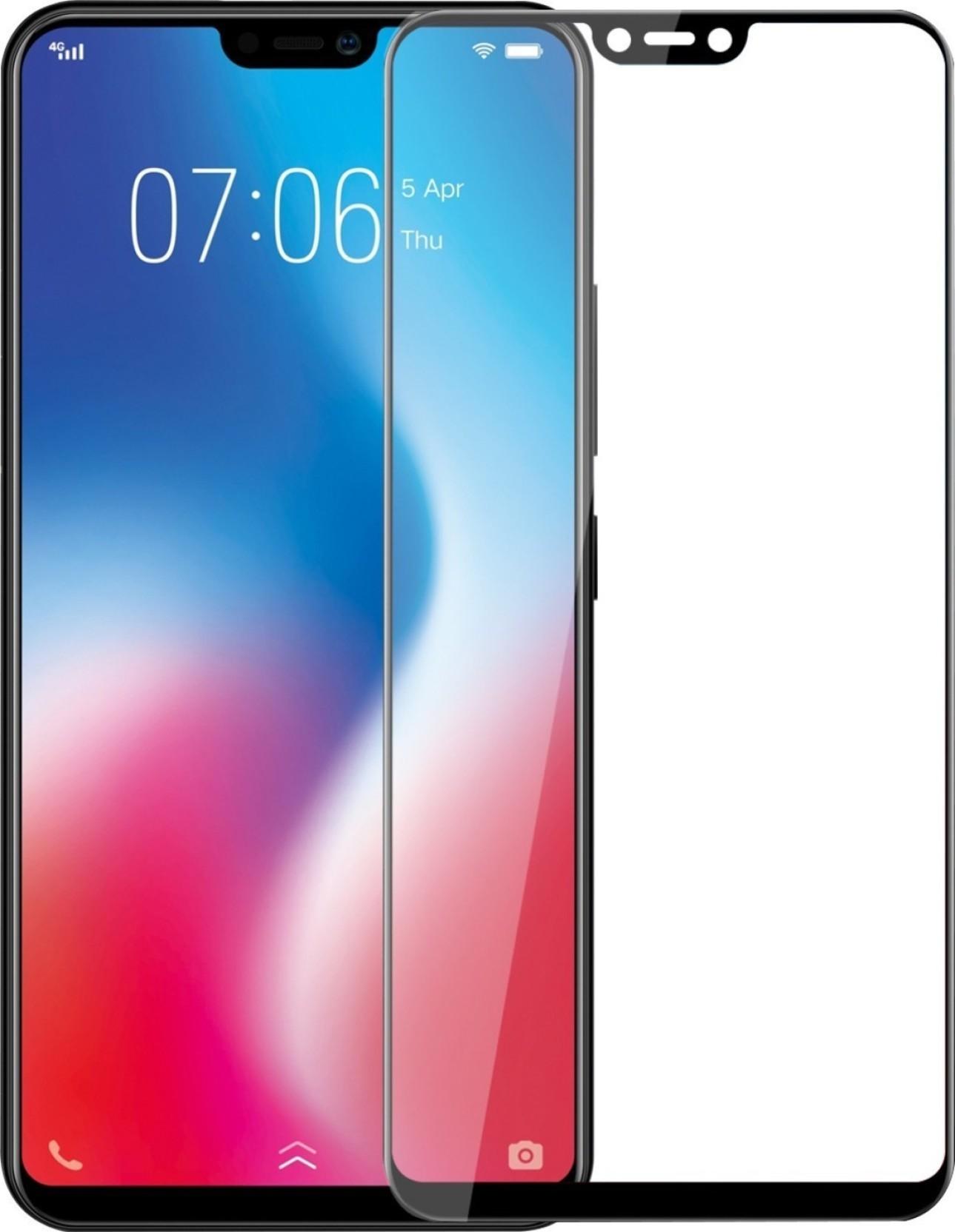 Spigen Case Edge To Tempered Glass For Vivo V9 Speaker Bluetooth Ori