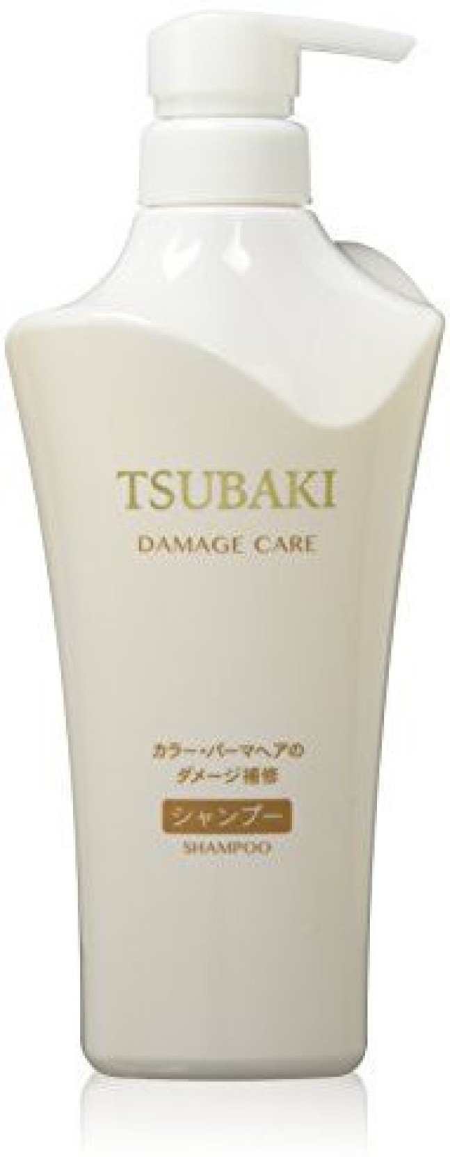 Tsubaki Shiseido Damage Care Shampoo Pump Price In India Buy Hair And Scalp On Offer