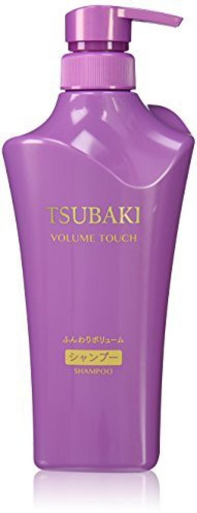 Tsubaki Shiseido Volume Touch Shampoo - Price in India, Buy