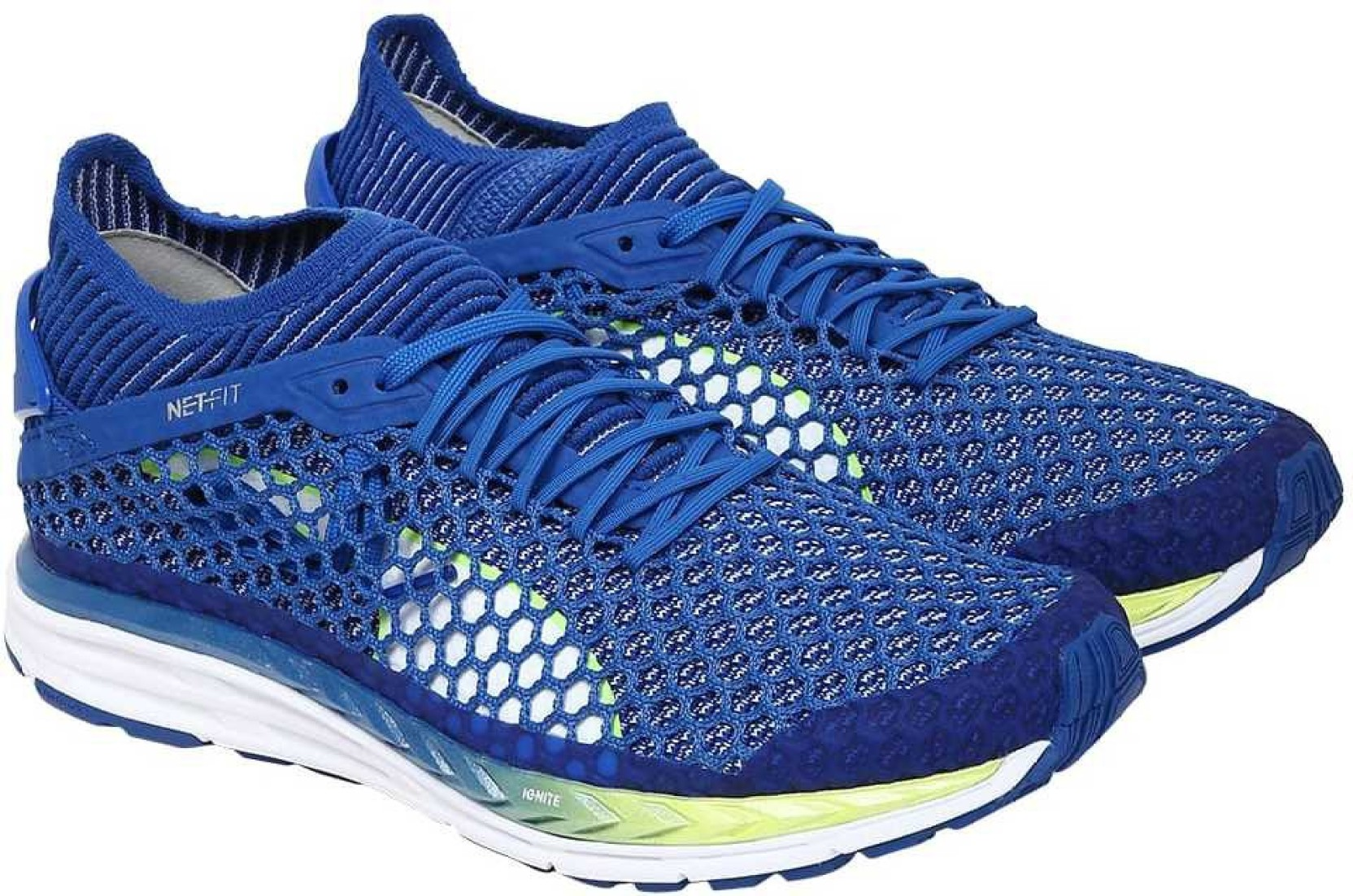 949775bc73a1 Puma Speed IGNITE NETFIT 2 Running Shoes For Men - Buy Puma Speed ...