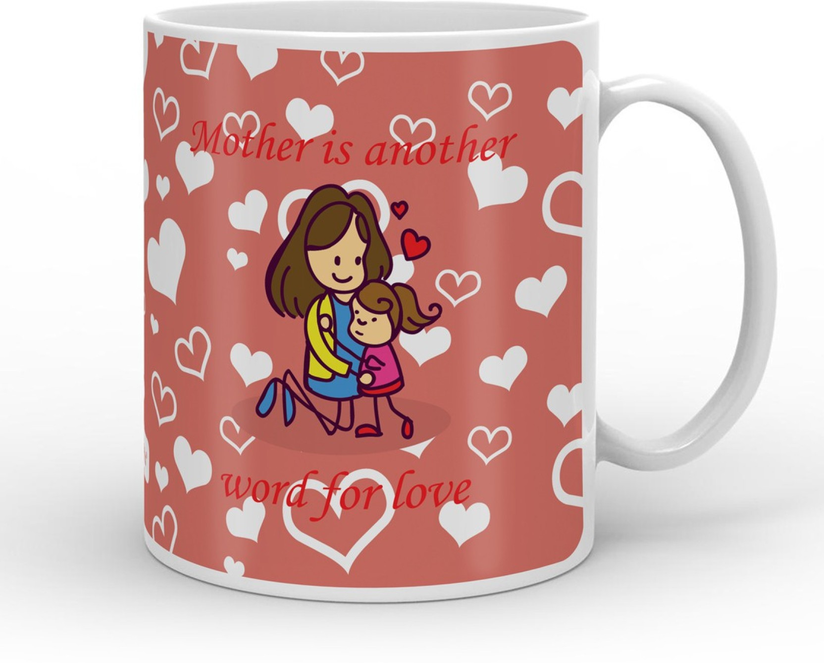 Indigifts Decorative Gift Items Mom Daughter Hugging Mothers Day Special For Mummy Mother In Law Grandmom Best Birthday