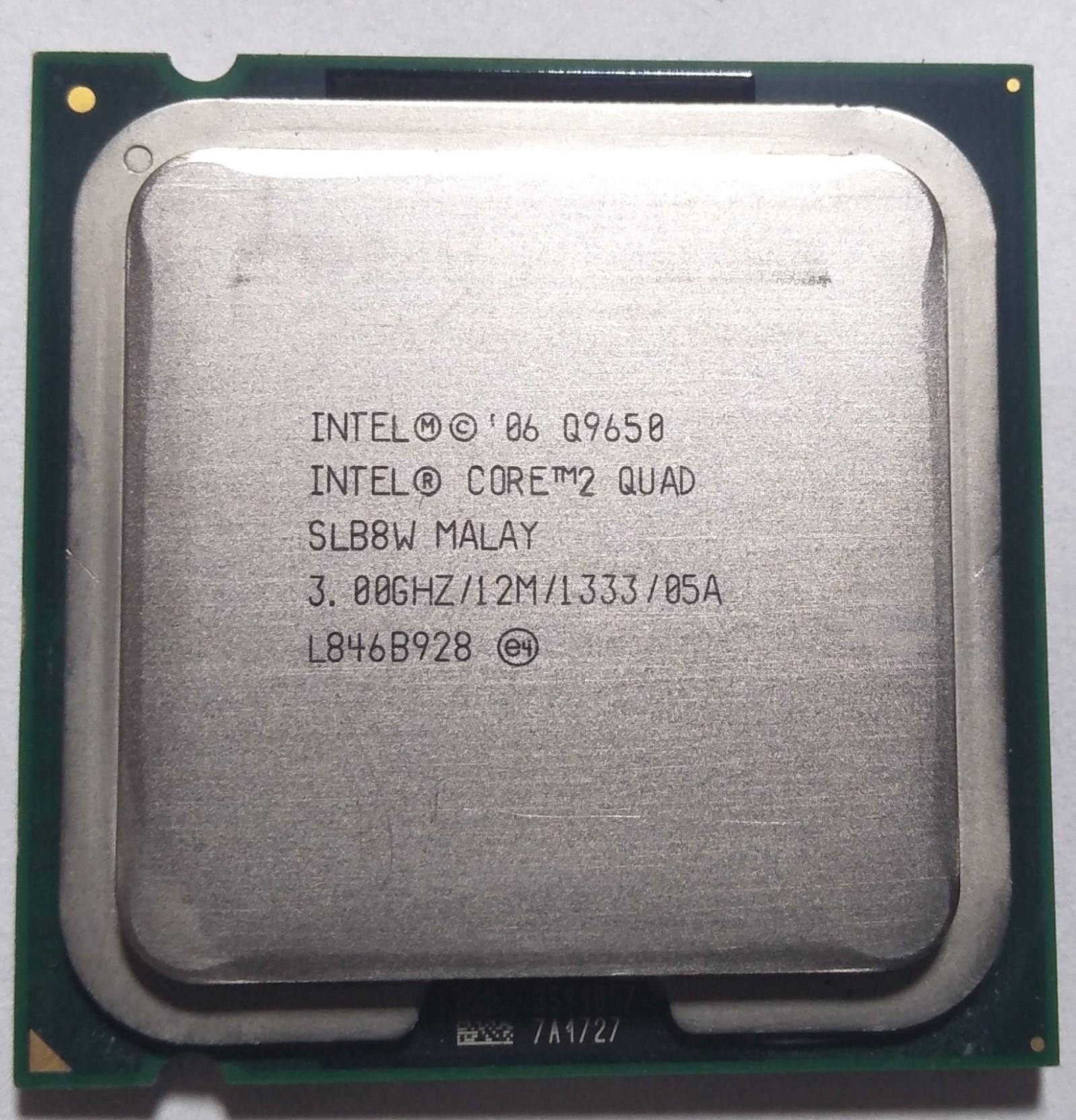 Intel 30 Lga 775 Core 2 Quad Q9650 Processor Prosesor E8500 Add To Cart