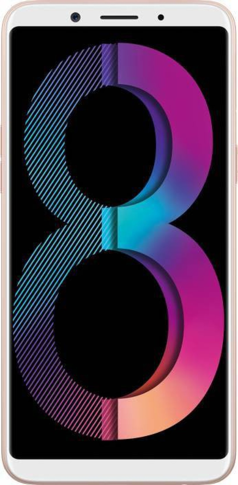 Oppo A83 2018 Edition Champagne 64 Gb Online At Best Price Only F9 Blue Ram 4gb 64gb On Offer