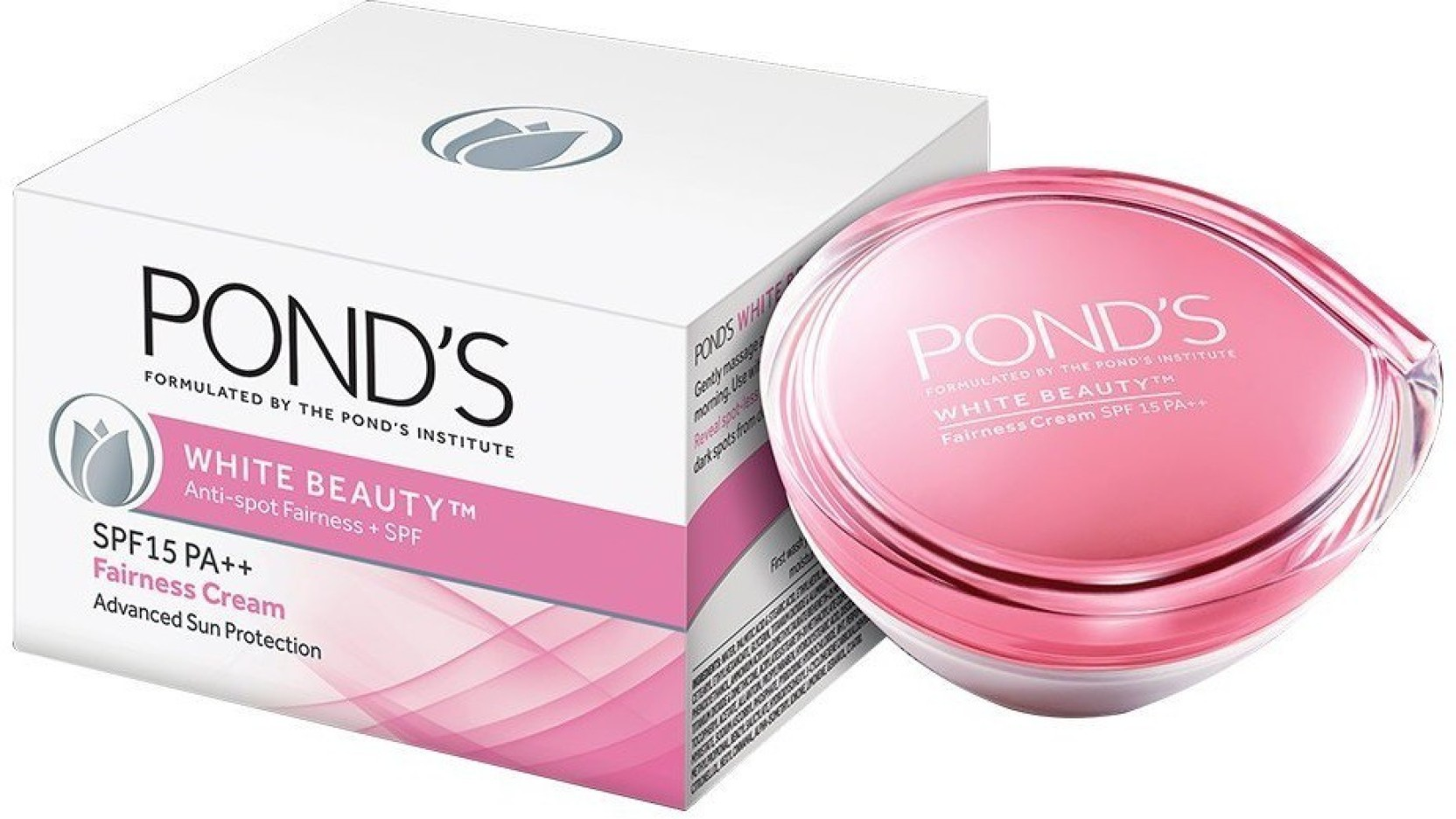 Ponds White Beauty Anti Spot Fairness SPF 15 Day Cream-1