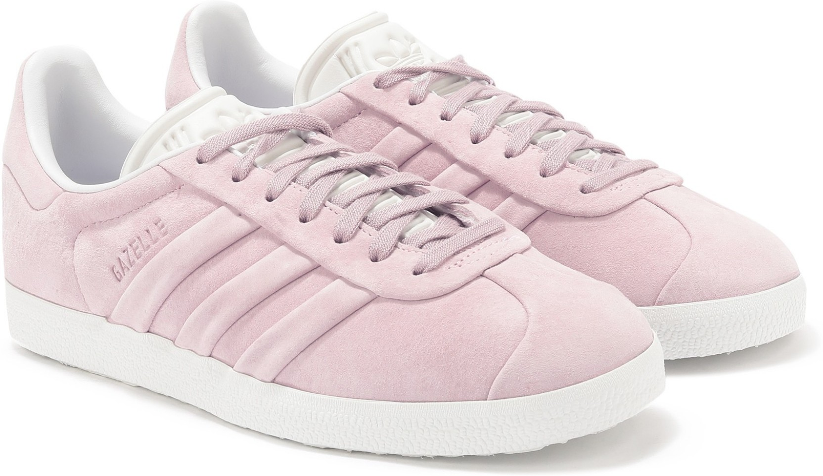 04196a7dd2d ADIDAS ORIGINALS GAZELLE STITCH AND TURN W Sneakers For Women - Buy ...
