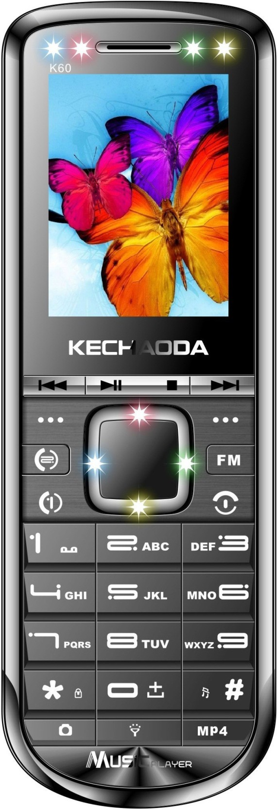 Kechaoda K60 Online At Best Price Only On Nokia Asha 501 Dual Sim Resmi Bright Red Home