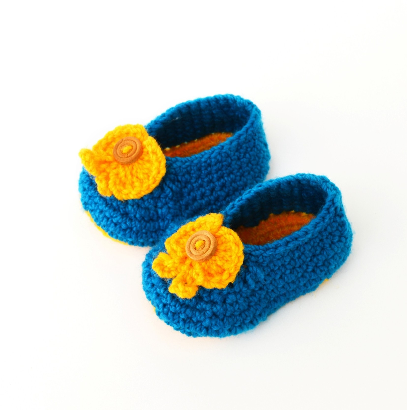 Love Crochet Art Crochet Baby Booties Woolen Booties For 0 To 6