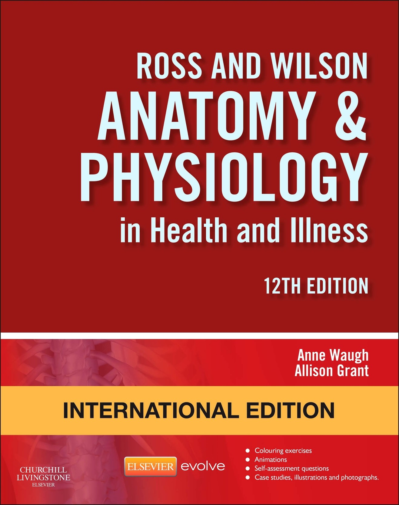 Groß Ross And Wilson Anatomy And Physiology 12th Edition Free ...