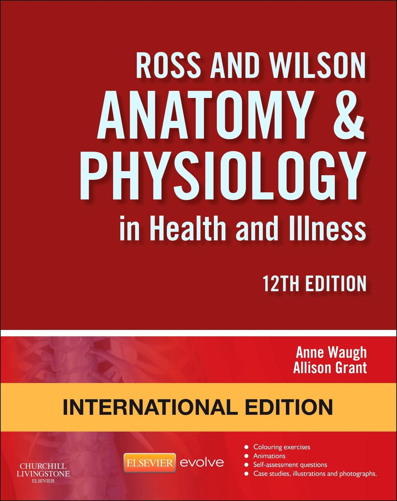 Increíble Ross And Wilson Anatomy And Physiology Fotos - Anatomía de ...