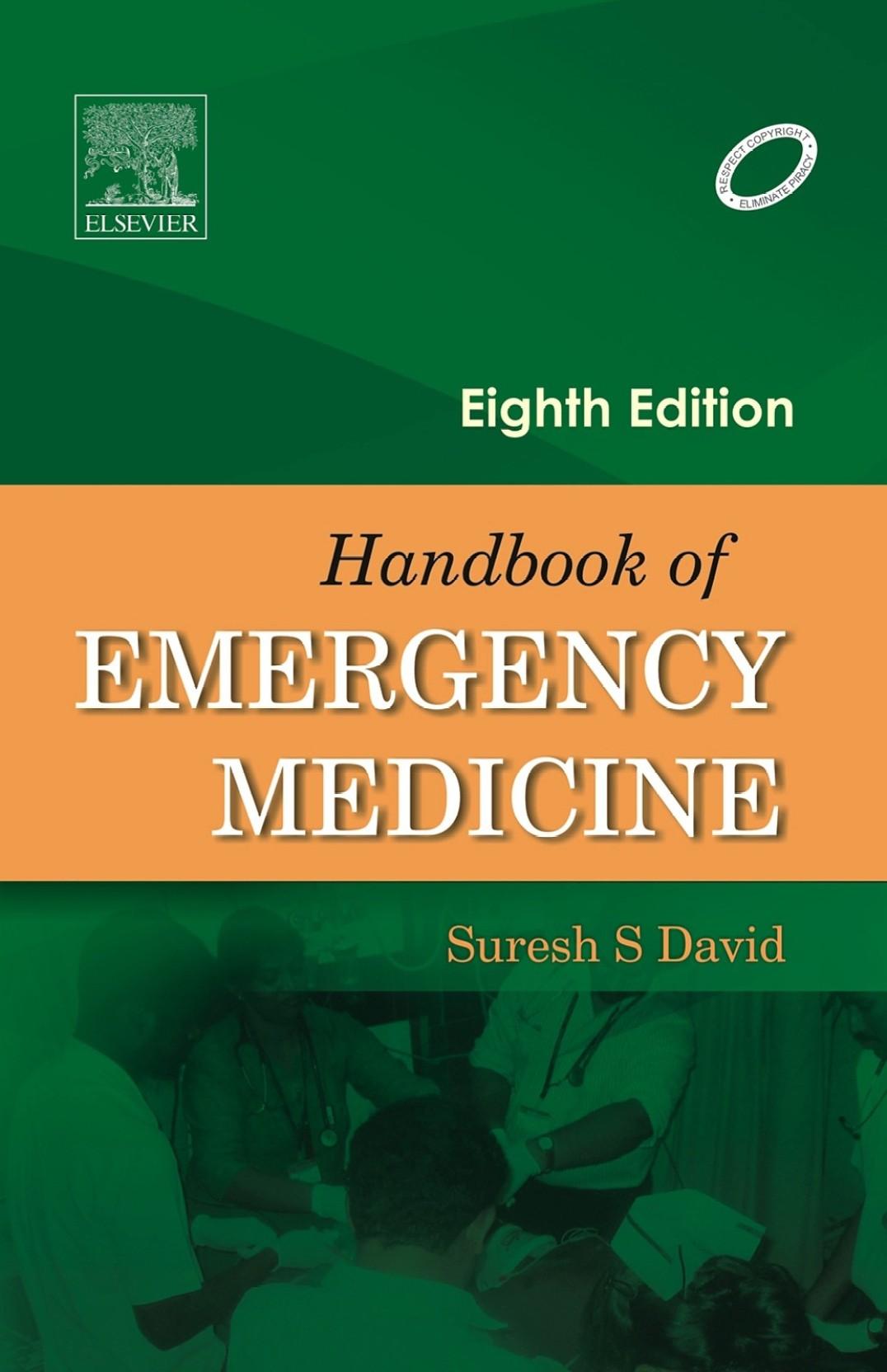 Handbook of Emergency Medicine 8th Edition. ADD TO CART
