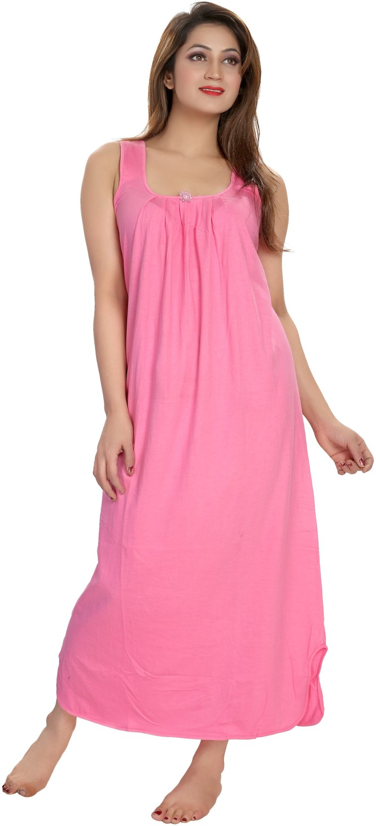 7745786ca Inner Beats Women's Nighty - Buy Inner Beats Women's Nighty Online ...