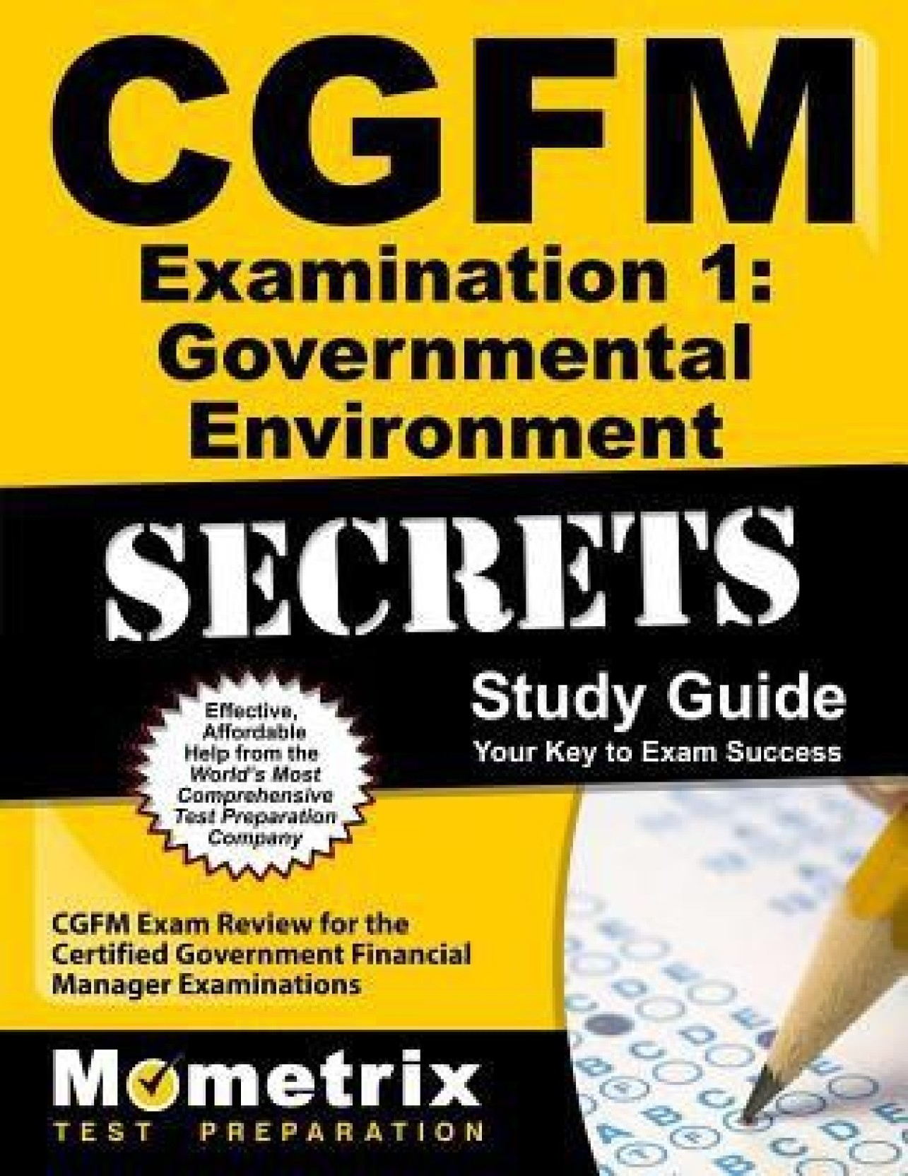 ... Governmental Environment Secrets Study Guide: Cgfm Exam Review for the  Certified. Share