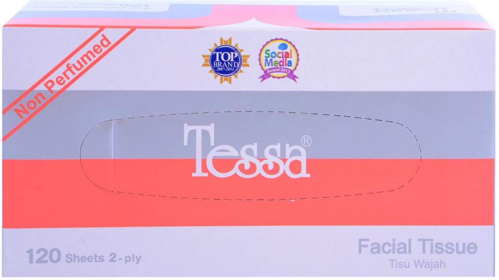 Harga Tissue Tisu Travel Paseo Terbaru 2018 Pack 50 Sheets 2 Ply Tessa Tm 05 Price In India Buy Online Add To Cart