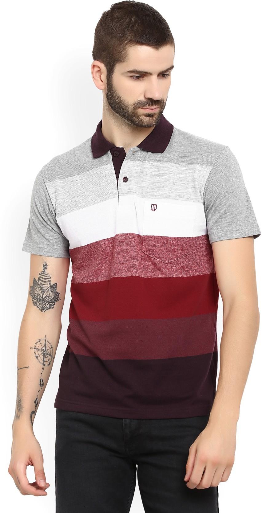 D555 Duke Mens Chigbo Big Tall Long Sleeve Polo Shirt