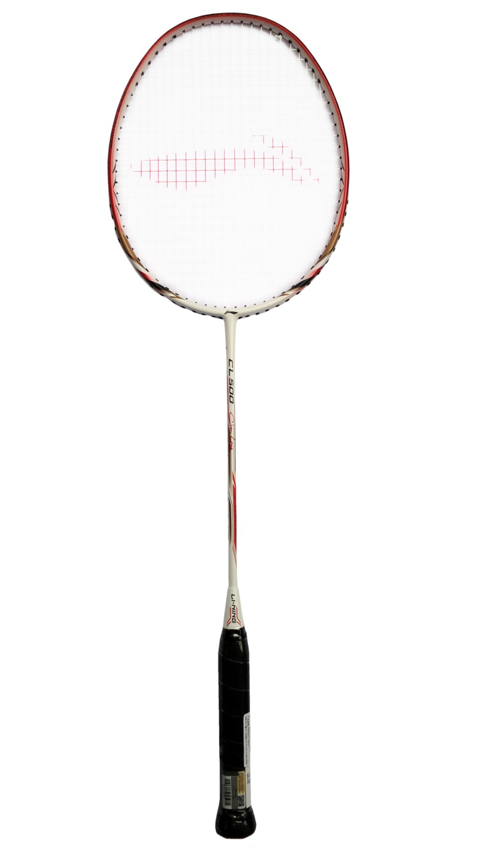 Li Ning Chen Long Series Cl 500 High Tension Graphite White Red Grip Lining Gp 34a Original On Offer