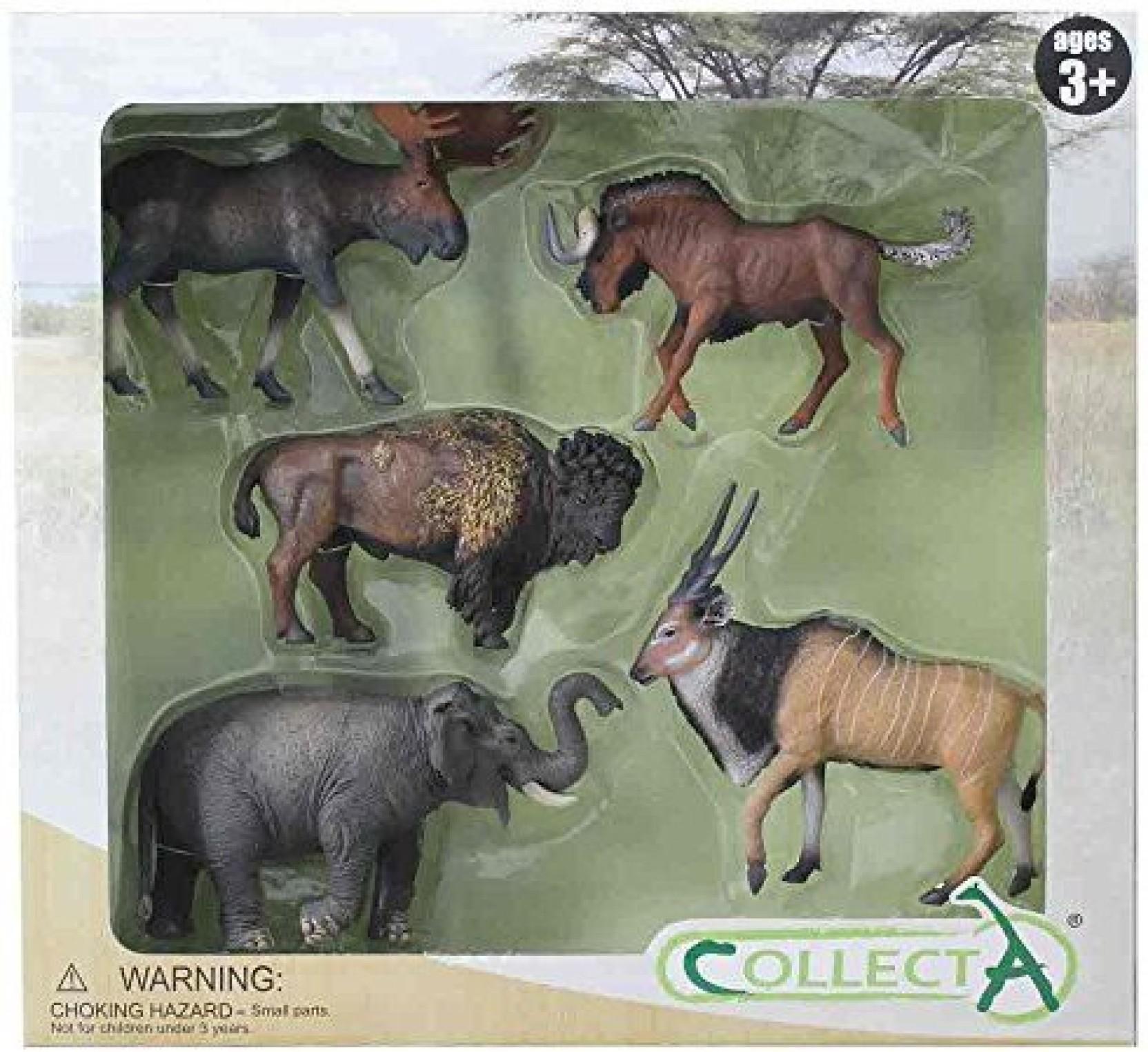 CollectA Black wildebeest