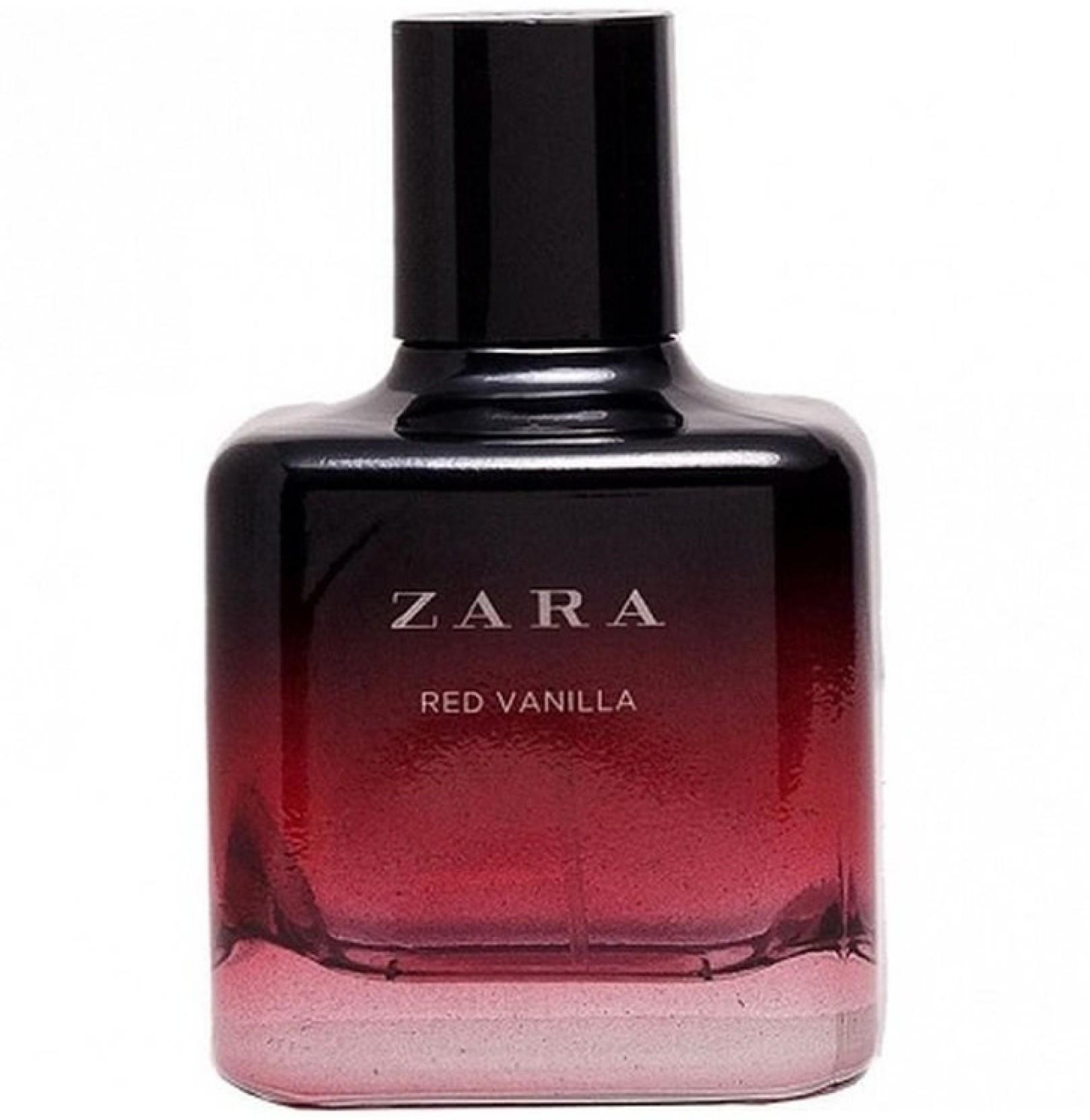 Buy Zara Red Vanilla 100 Original Unboxed Eau De Toilette 100