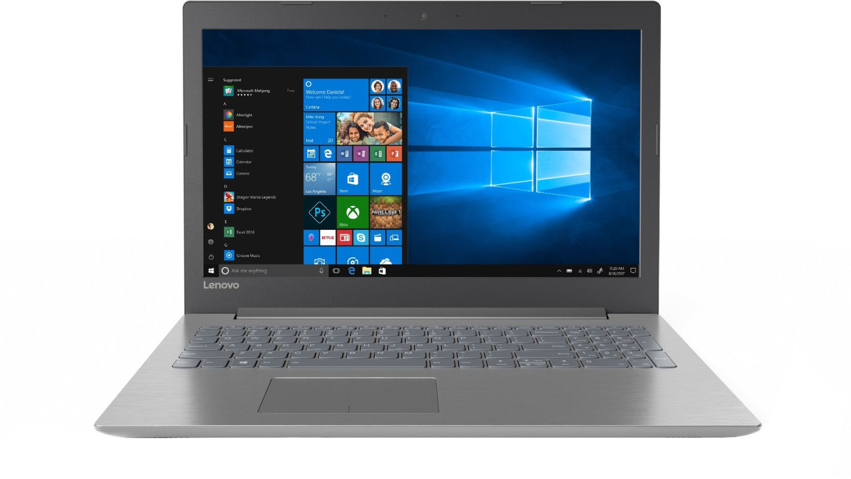 Lenovo Ideapad Core I5 7th Gen 8 Gb 1 Tb Hdd Windows 10 Home 2 Add Ram To Your Laptop Easily Cart