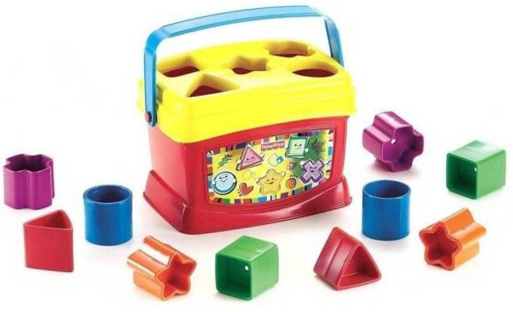 Fisher Price Brilliant Basics Babys First Blocks Baby Block Add To Cart