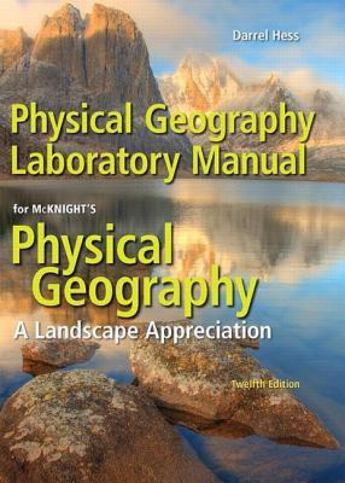 Share. Home · Books. Physical Geography Laboratory Manual Plus  Masteringgeography ...
