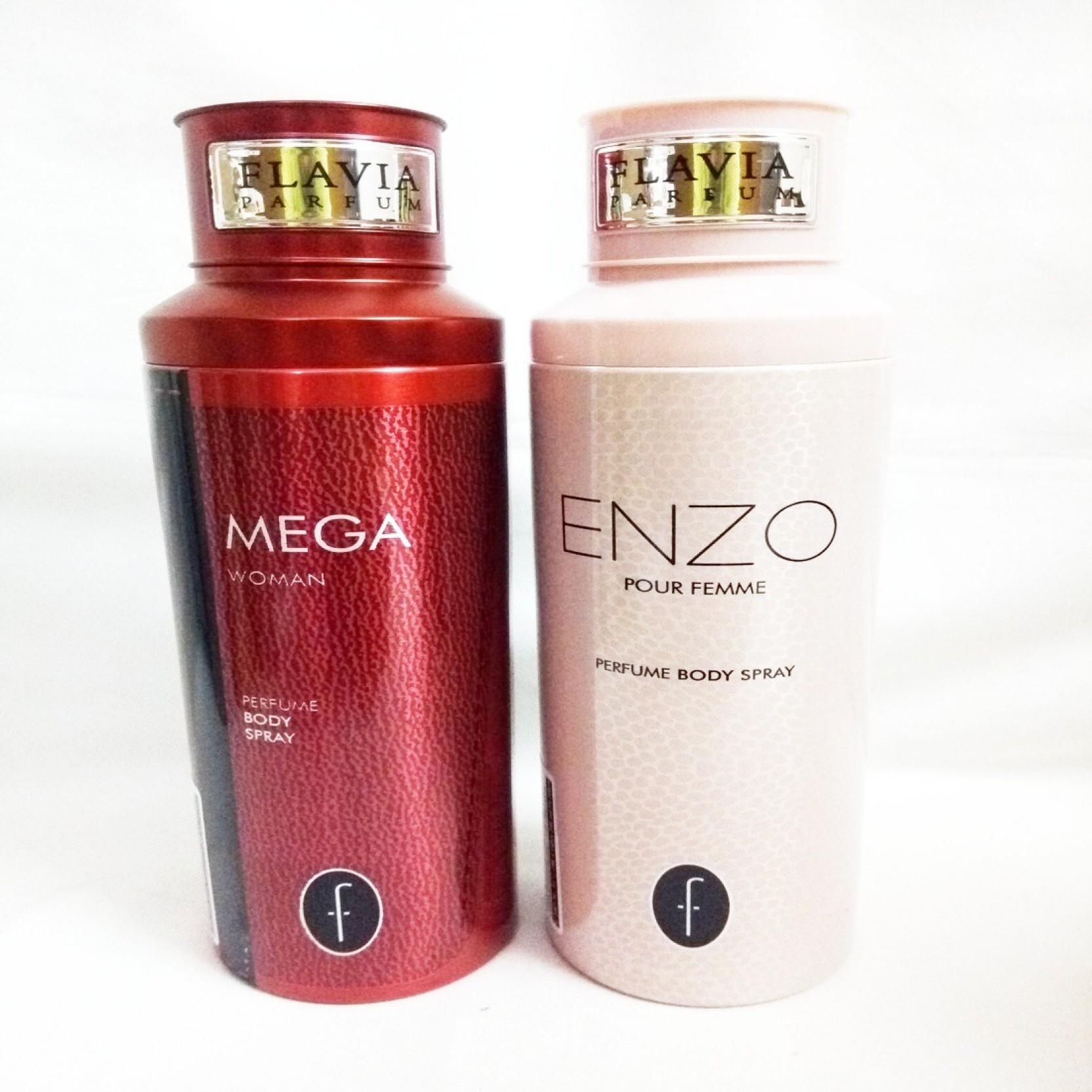 b745064cc44 Flavia MEGA AND ENZO Perfume Body Spray - For Women