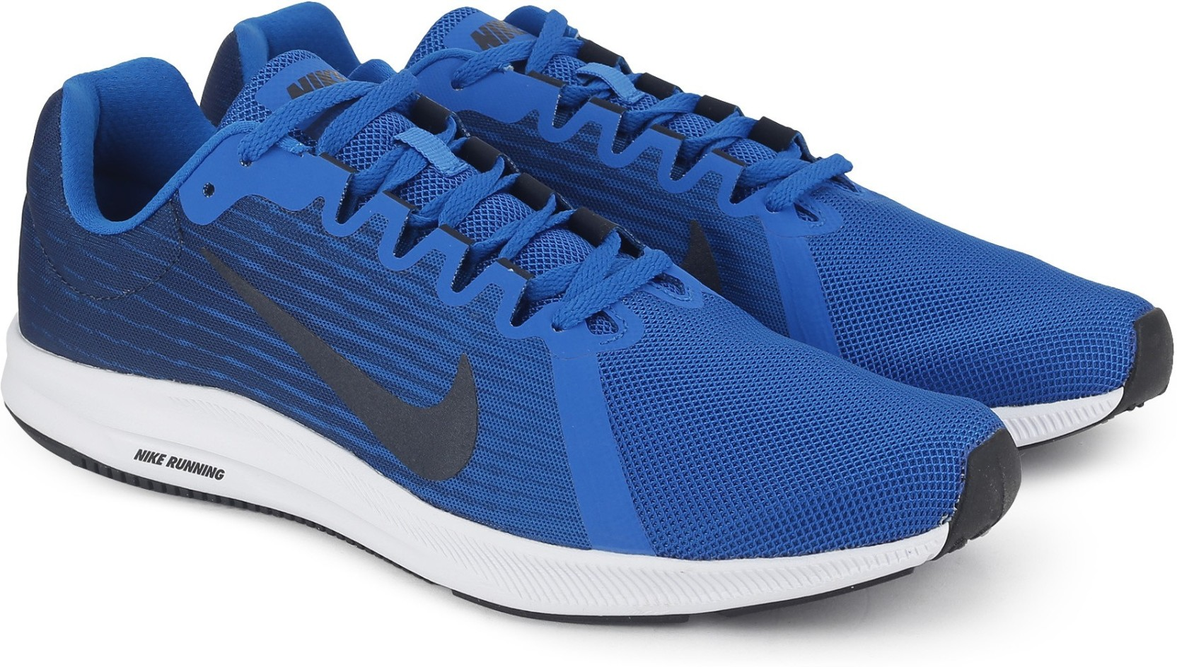 newest 0b48c e8d04 Nike NIKE DOWNSHIFTER 8 Walking Shoes For Men (Blue)