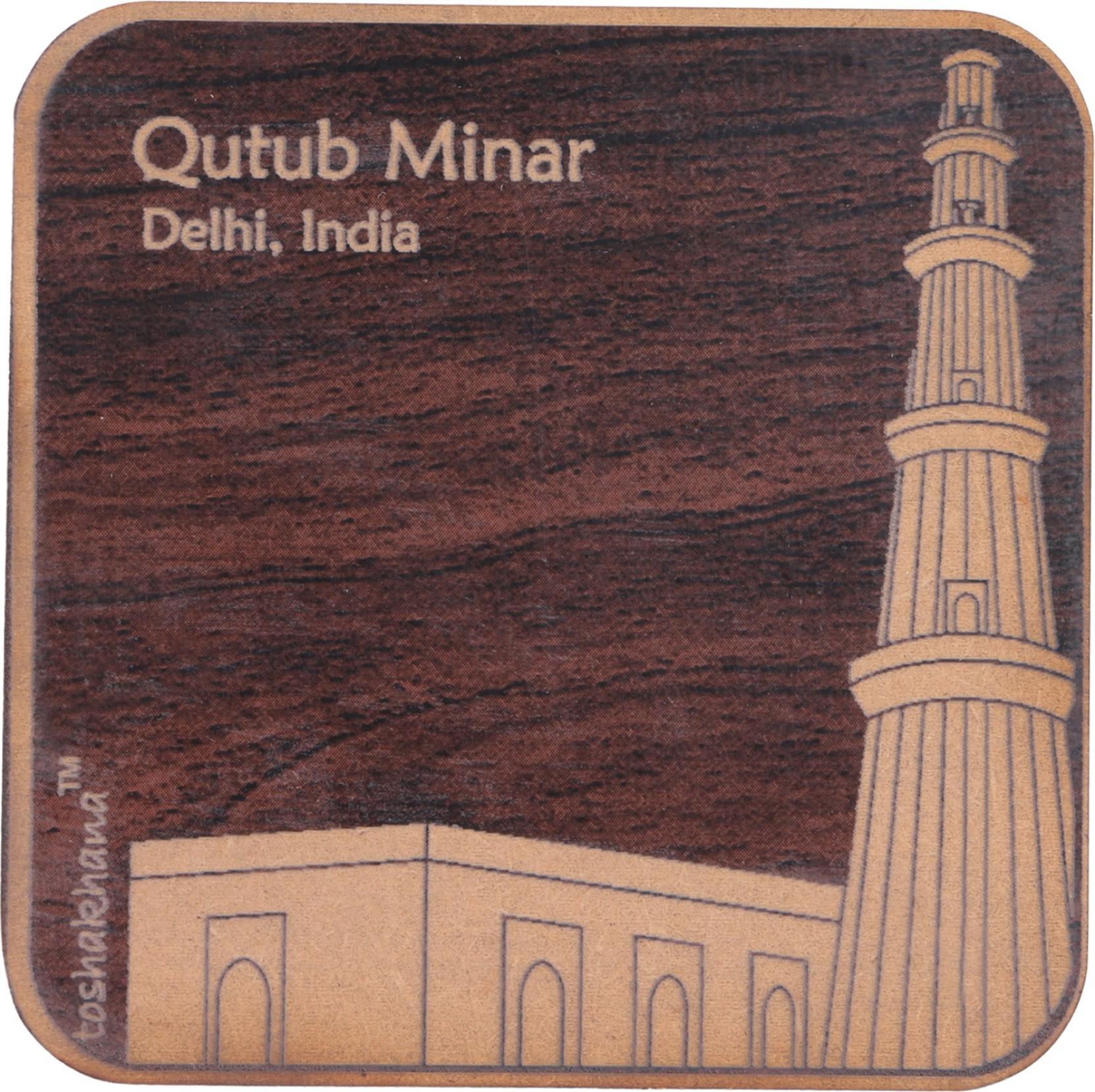 Taj Mahal Delhi India Mouse Mat Pad /& Coaster