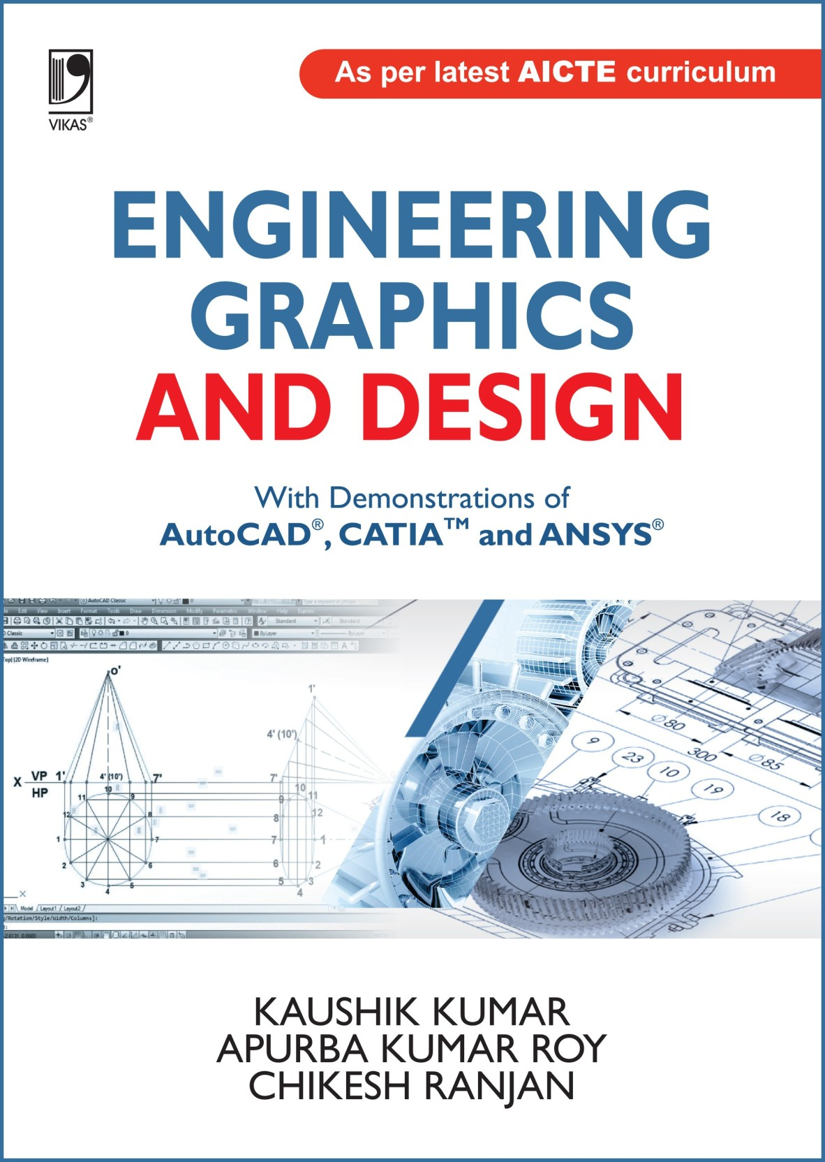 Engineering Graphics And Design With Demonstrations Of Autocad