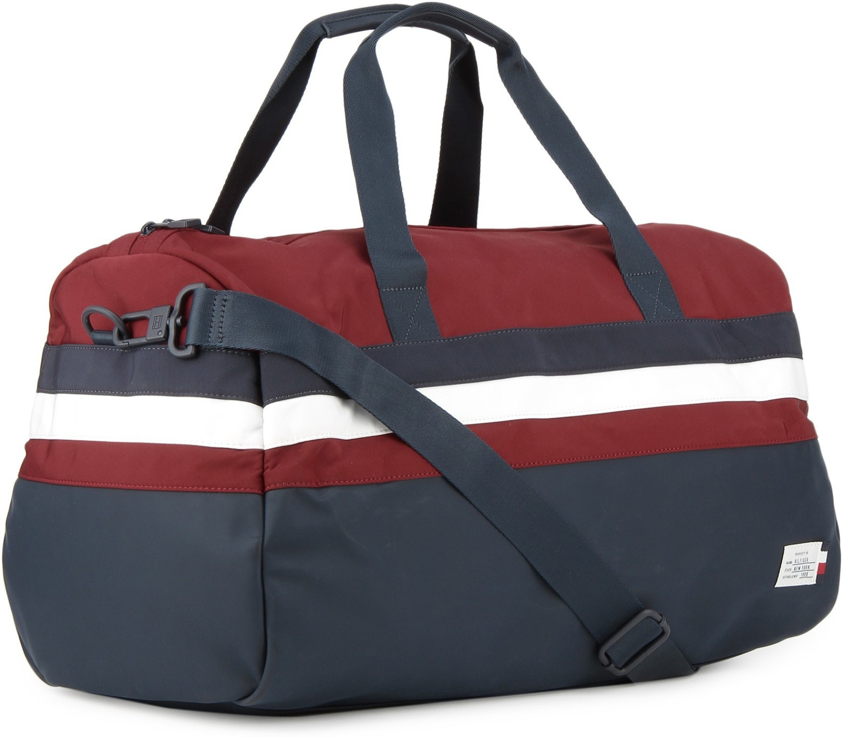 c0342a4e Tommy Hilfiger Duffle Bag With Wheels | Building Materials Bargain ...