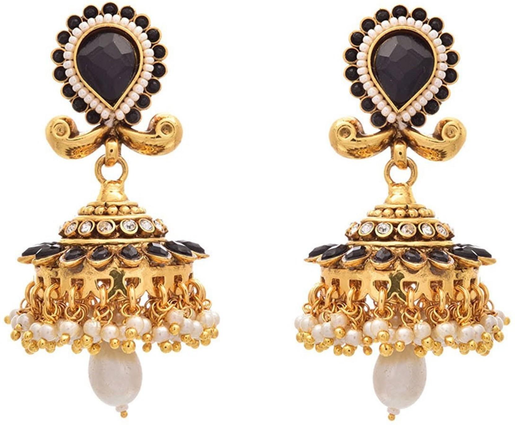 Flipkart Com Buy Jfl Jewellery For Less Jfl Traditional Ethnic