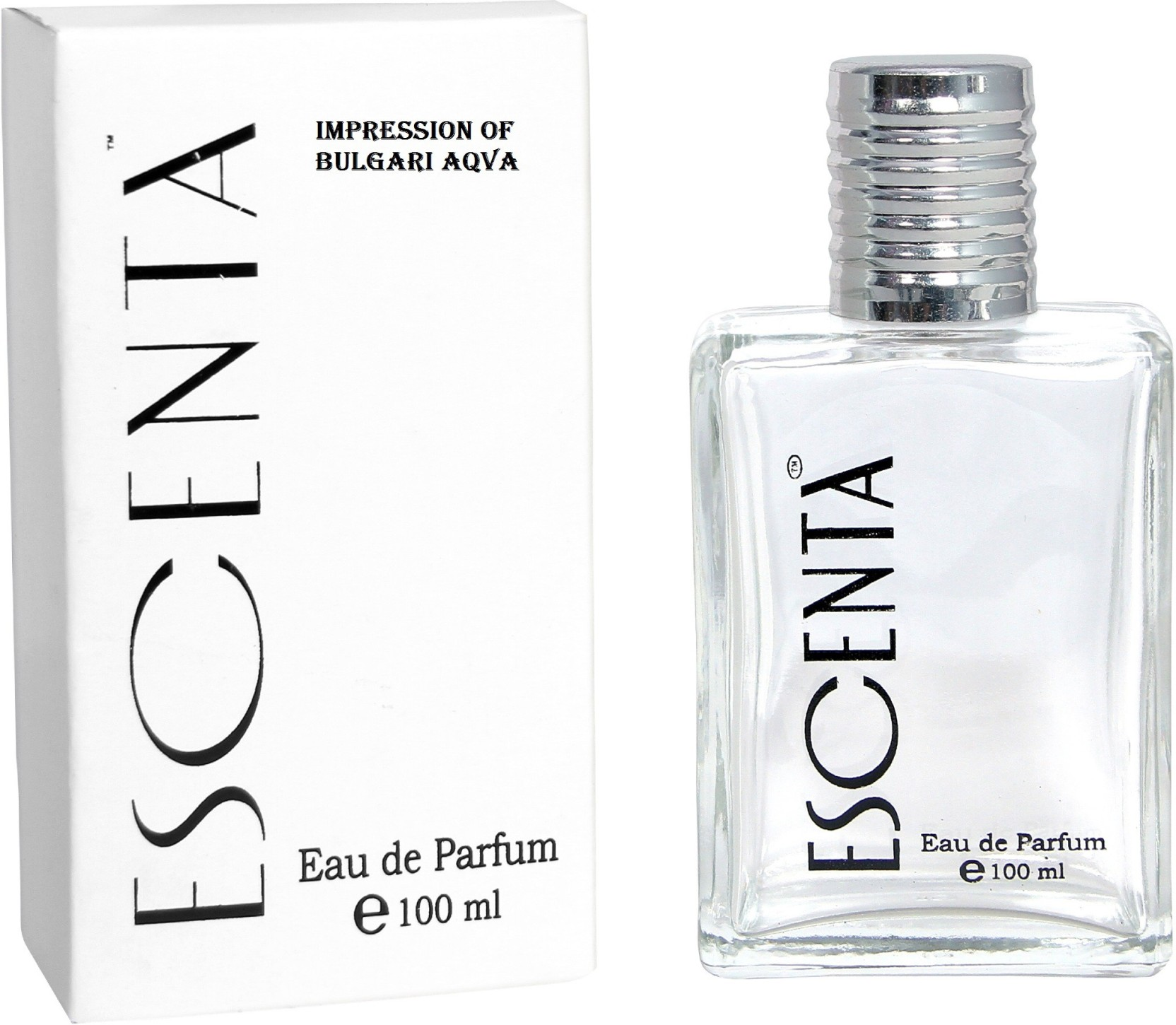 Buy Escenta An Impression Of Bvlgari Aqva Eau De Parfum 100 Ml Man Edt 100ml For Men