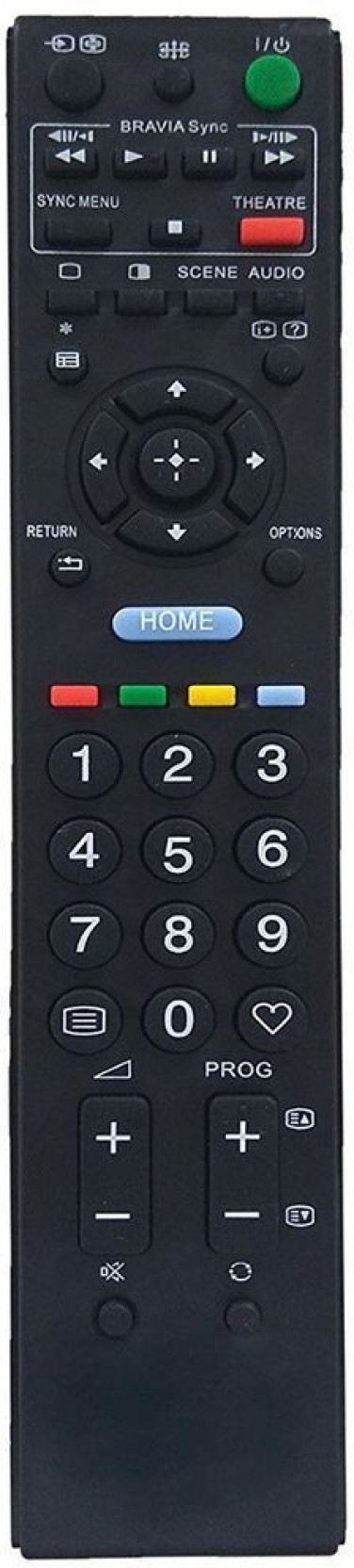 Vinstar SM-GA015 Compatible to sony led/lcd tv remote controller