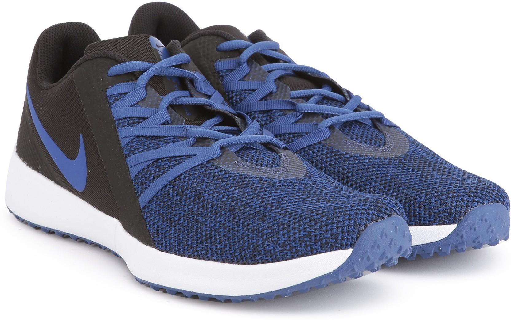 huge discount c43a0 37d9c Nike NIKE VARSITY COMPETE TRAINER Trainer Shoes For Men (Black, Blue)