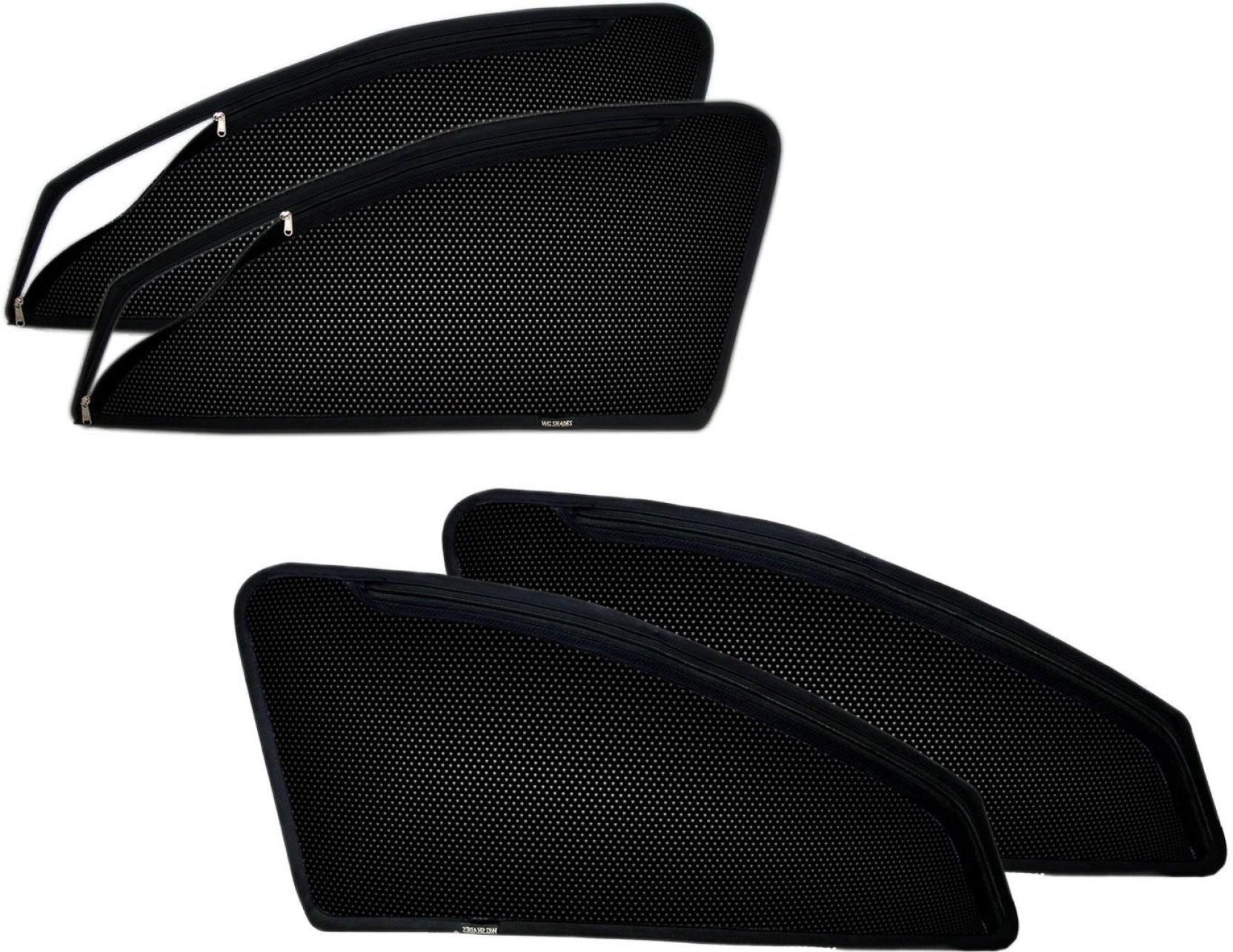 Kozdiko Side Window Sun Shade For Honda Jazz Price In India Buy Kompresor New Ori Share