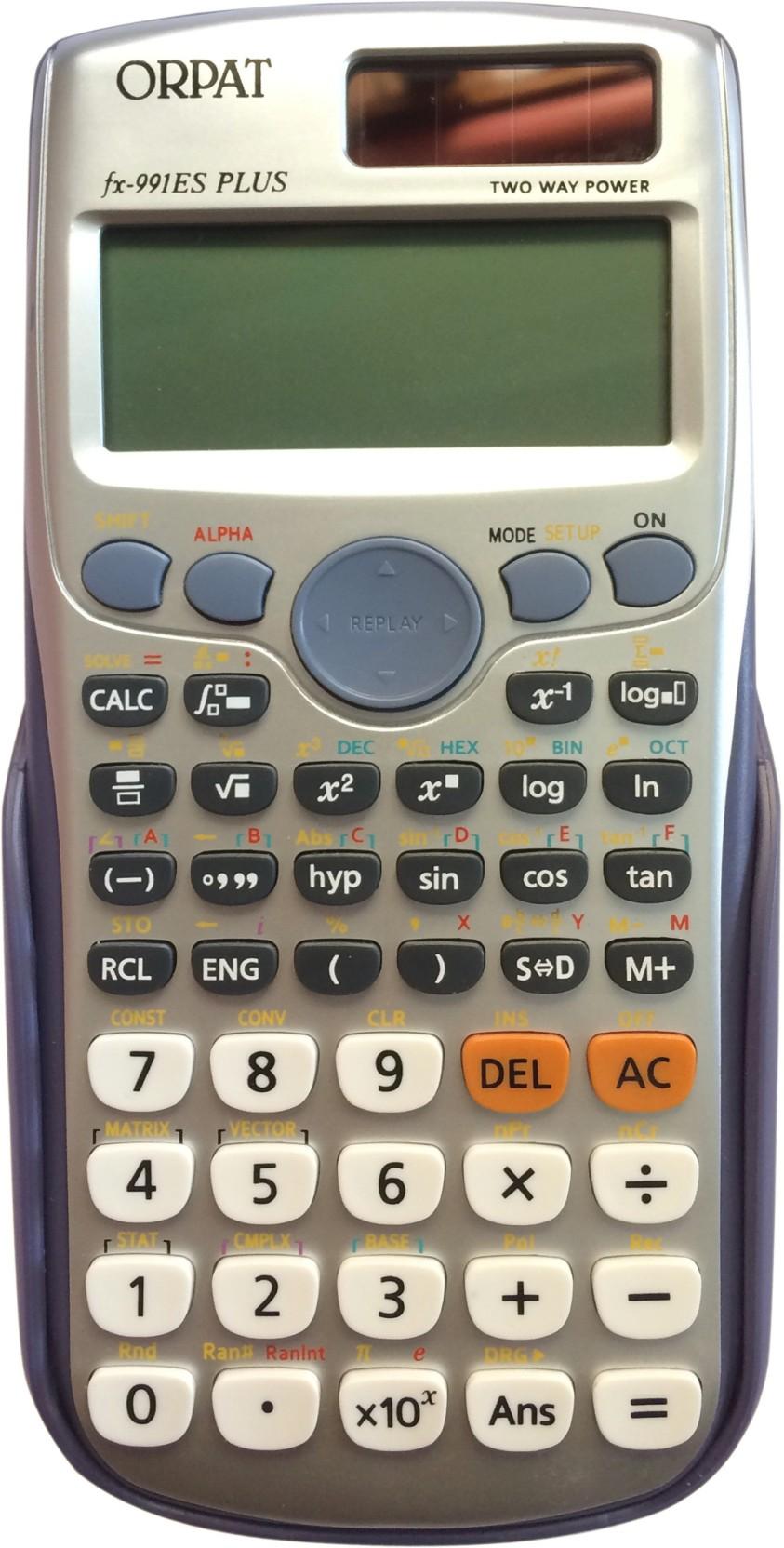Orpat Fx 991es Plus Scientific Calculator Casio 991 Id 14 Digit