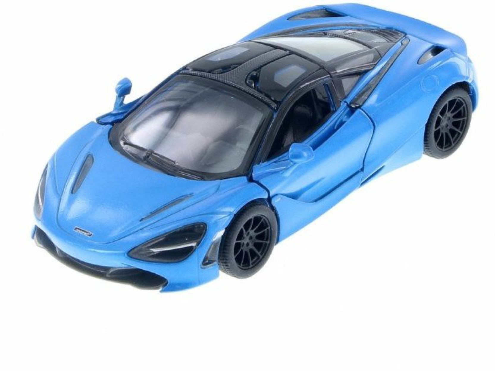 Kinsmart Mclaren 720s Crystal Blue 5403d 1 36 Scale Hotwheels Share
