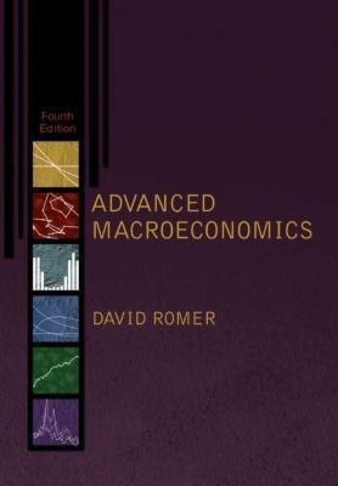 Advanced Macroeconomics. ADD TO CART