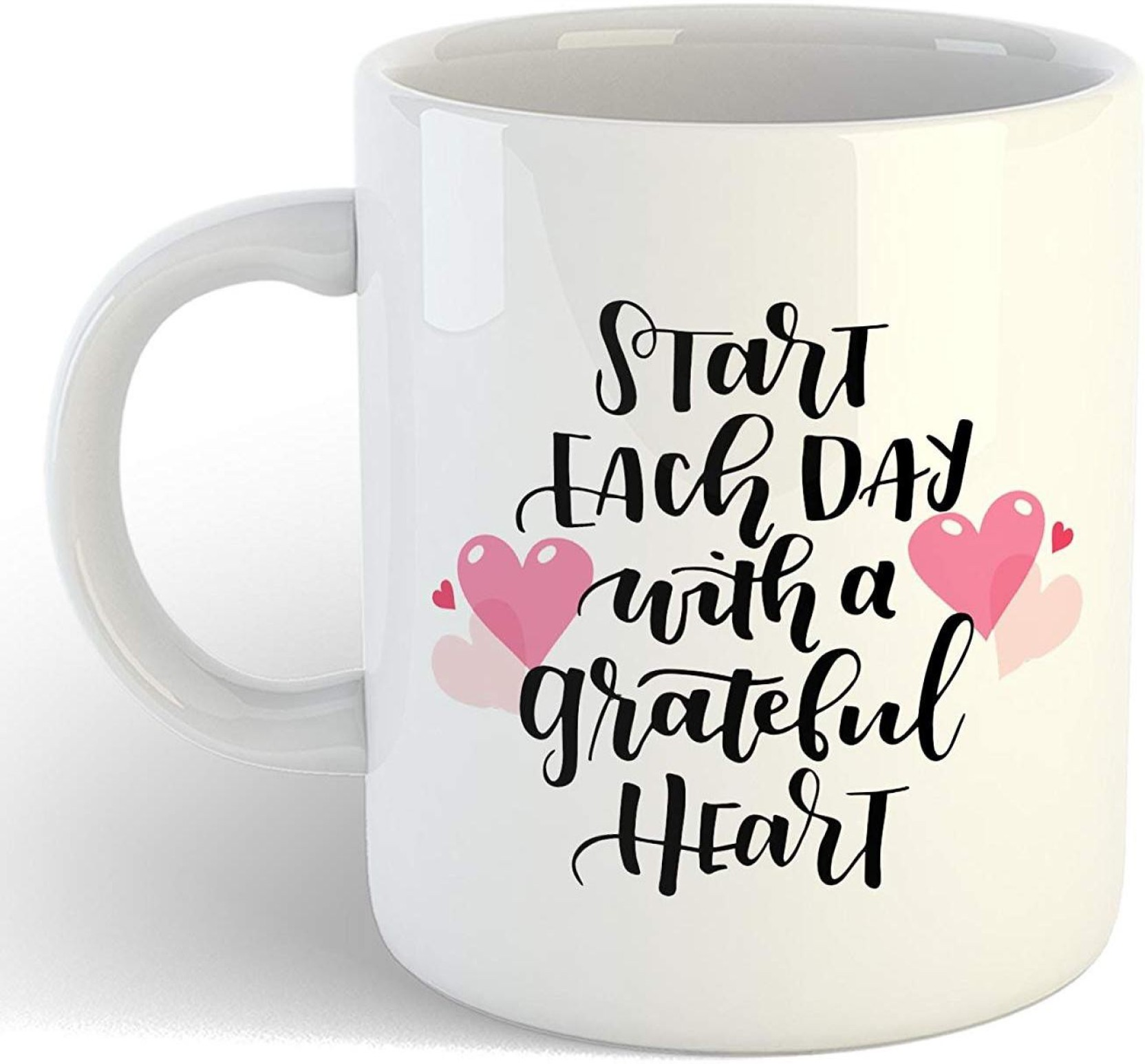 Motivational Start Each Day With A Grateful Heart Quote Printed Circuit Board Manufactureronline Quoteprinted Add To Cart