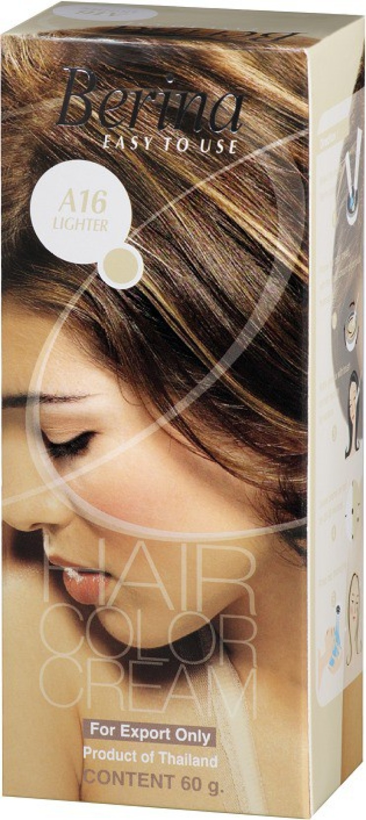 Berina Lighter Hair Color Cream Hair Color Price In India Buy