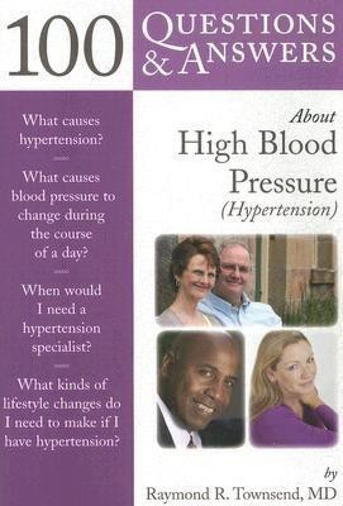 100 Questions & Answers about High Blood Pressure (Hypertension). Share