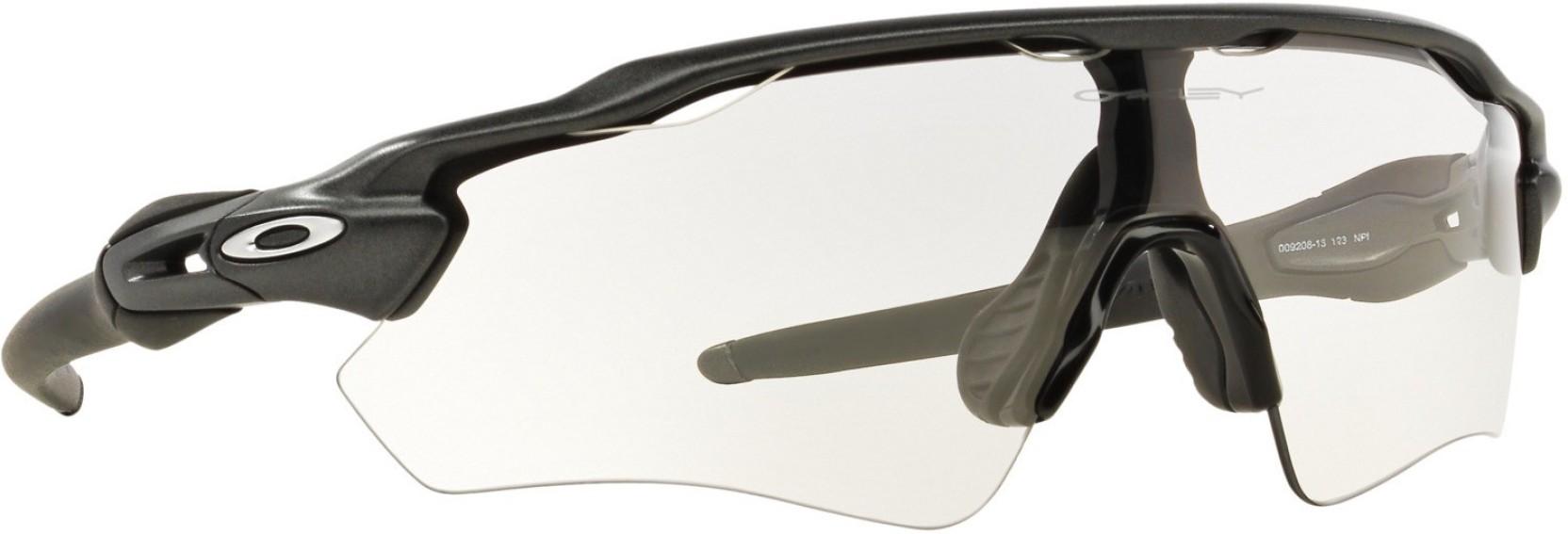 2d8a696019 Buy Oakley RADAR EV PATH Sports Sunglass Clear For Men Online   Best ...
