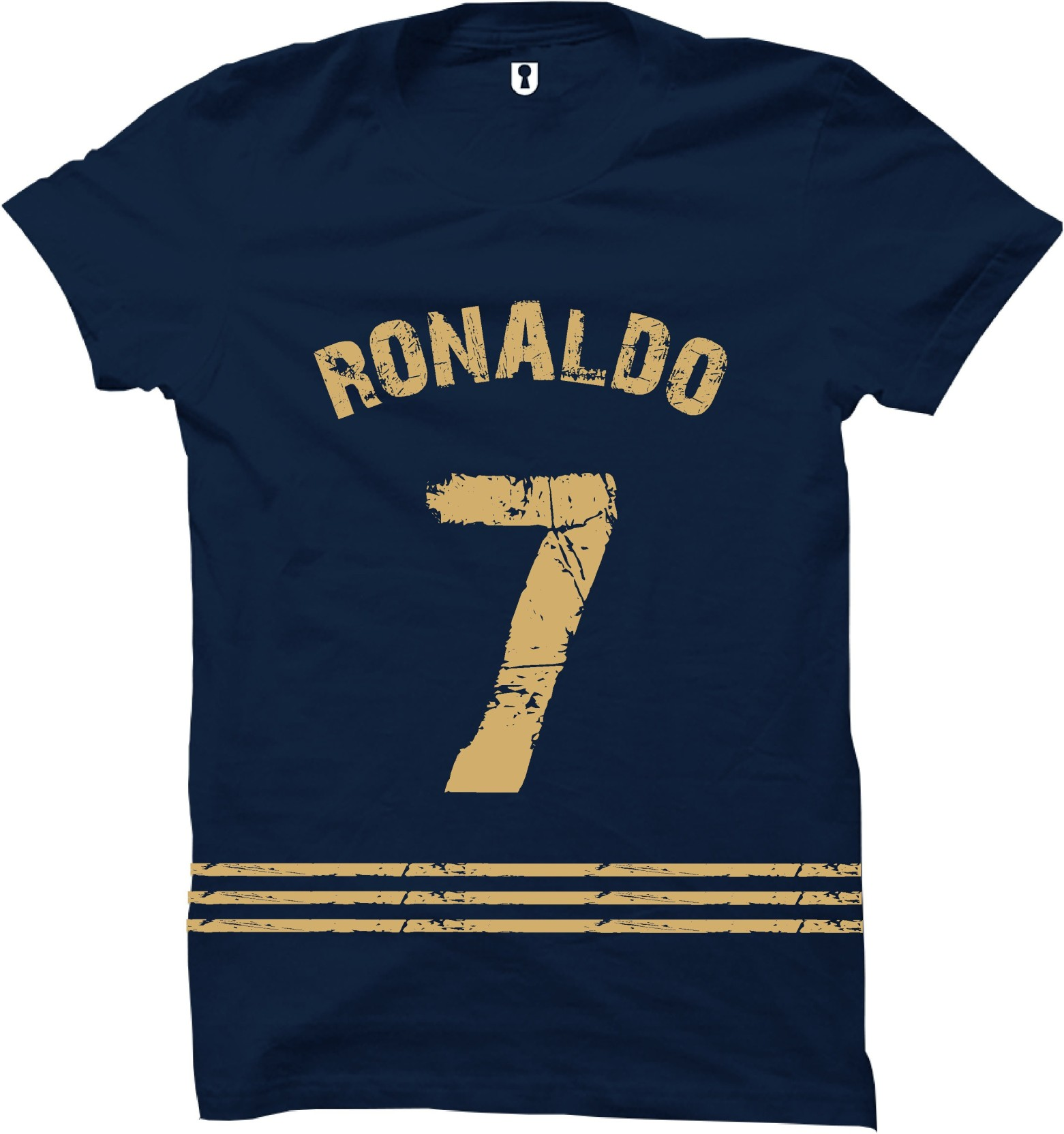 low priced 21a9e 587df Ronaldo Printed T Shirt India