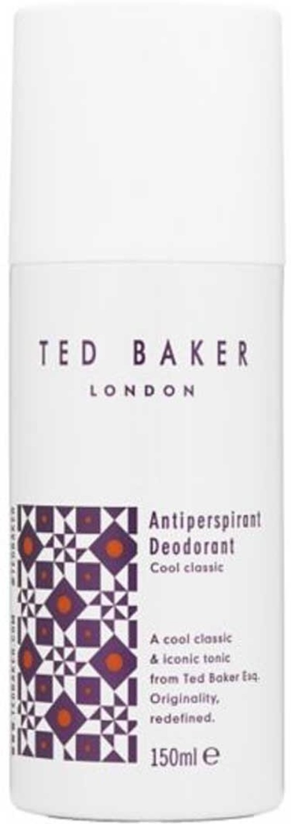 f958bc0ed13c Ted Baker London Antiperspirant Deodorant Cool Classic Body Spray ...