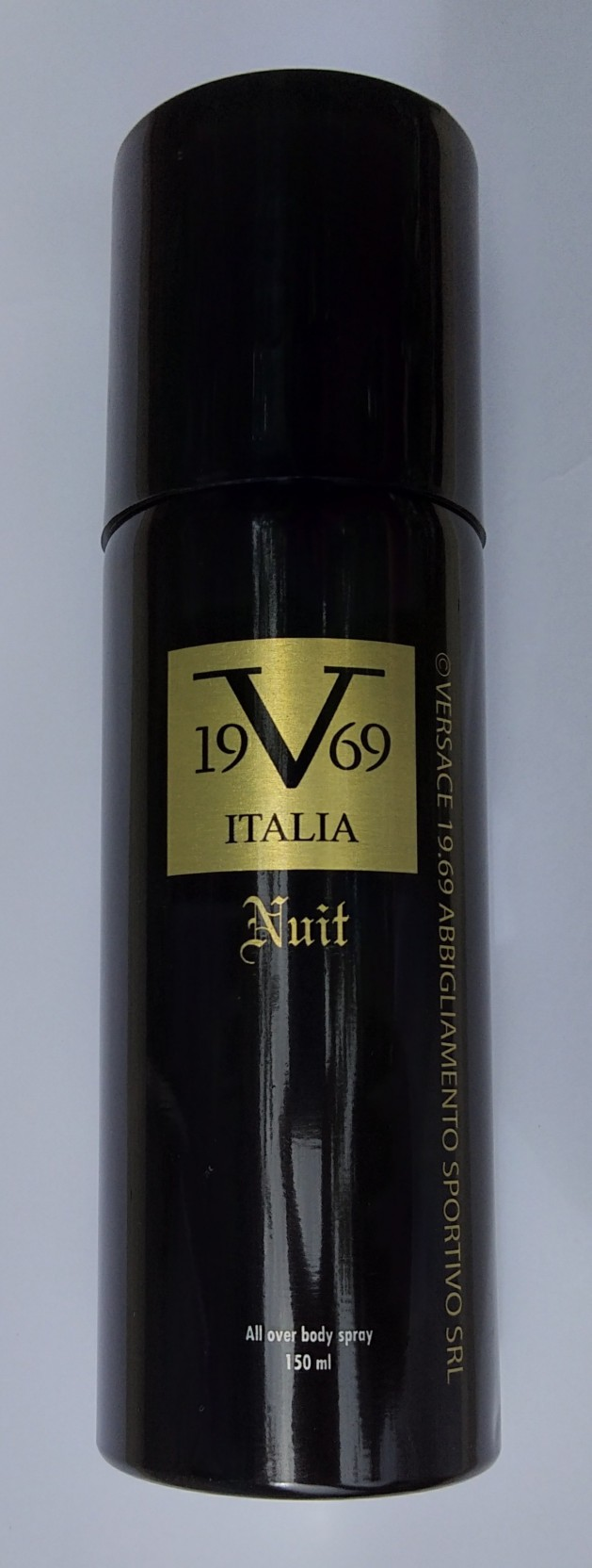 9b1635576e3 Versace V 1969 Nuit Body Spray - For Men & Women - Price in India ...