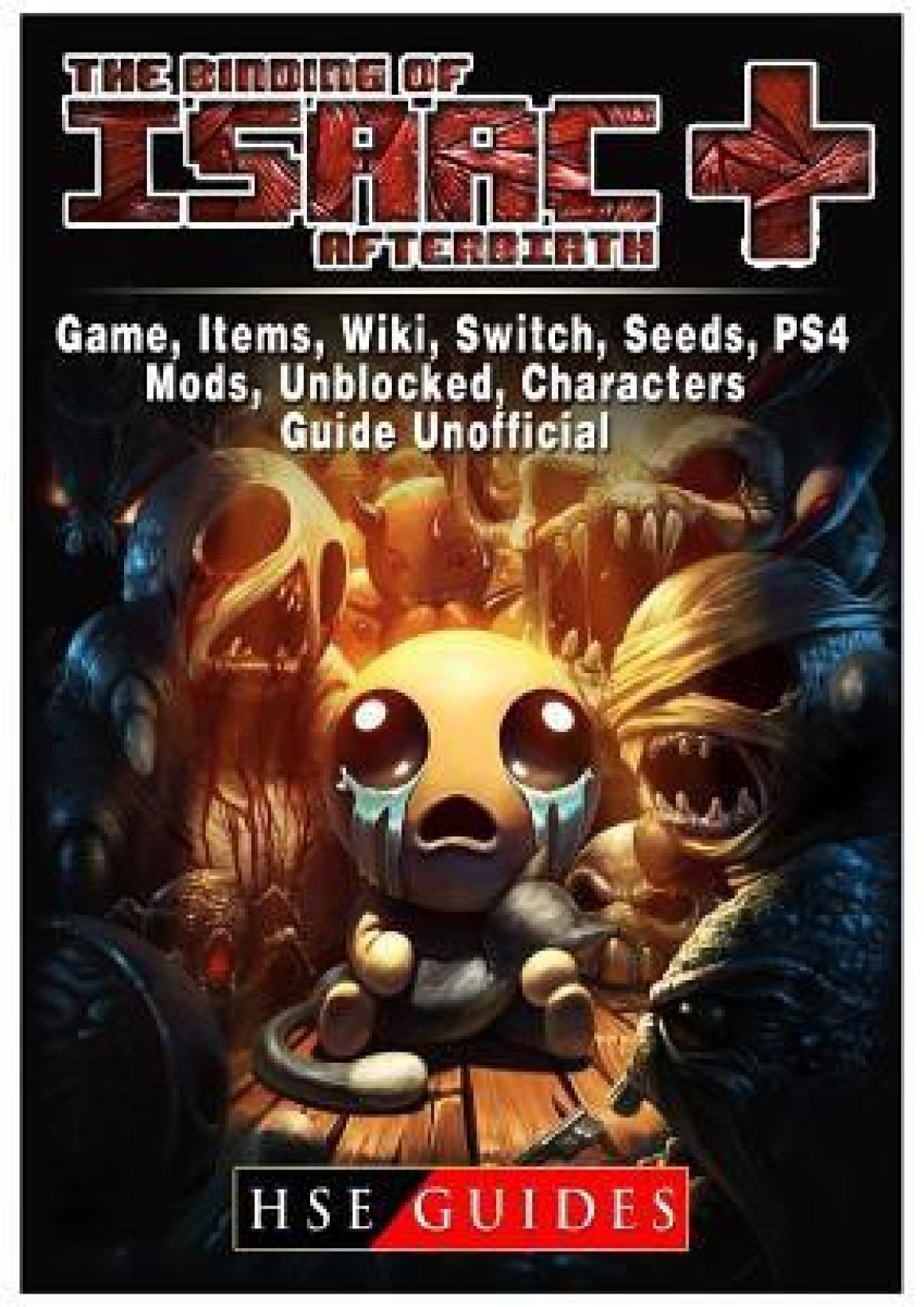 The Binding Of Isaac Afterbirth Plus Game Items Wiki Switch Nintendo Add To Cart