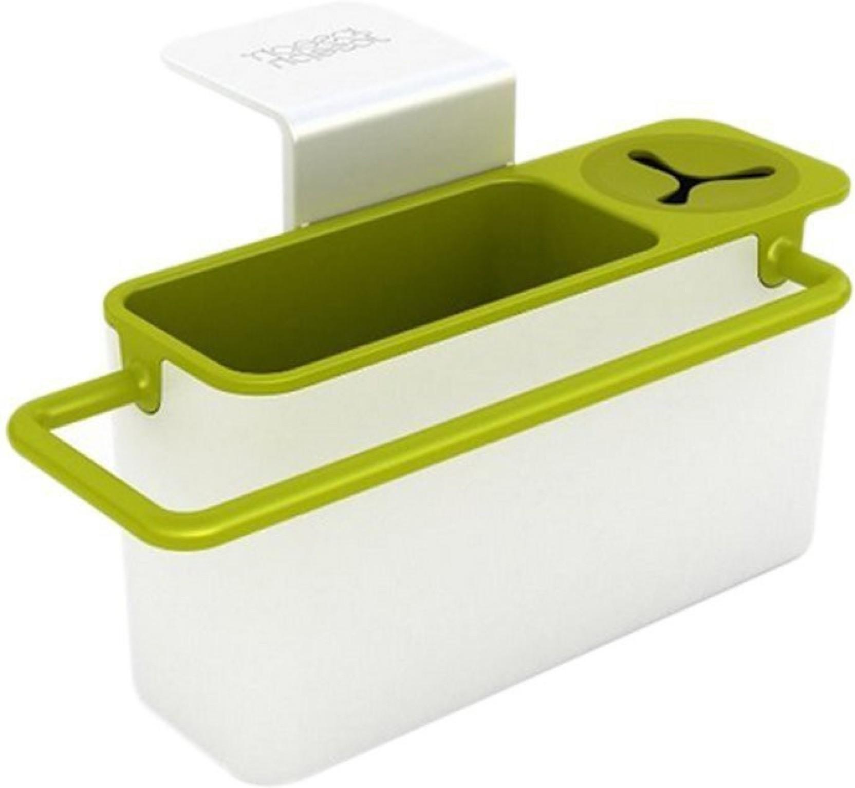 Washing Tools Holder Kitchen Sink Sponge Brush Organizer Rust Proof Durable